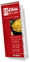Link to Chen Chinese Cuisine carryout menu PDF