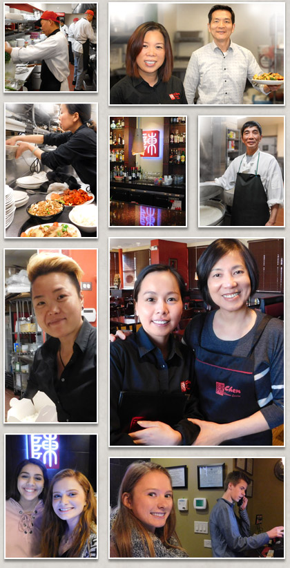 Photos of Chen Chinese Cuisine Restaurant crew